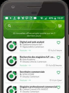 Ôboulot app
